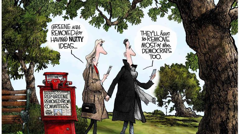 Democrat Nutty Ideas 02-07-21