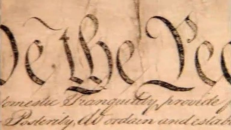 Let's End the Damaging Cult of the Constitution