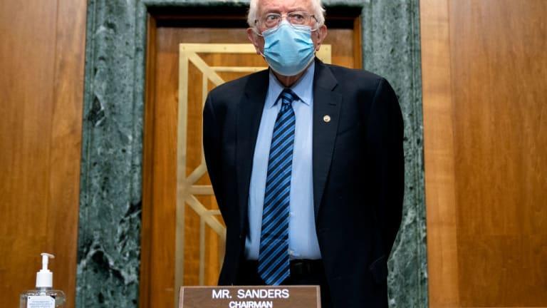 Bernie Gives Amazon Union Drive a Voice in Washington