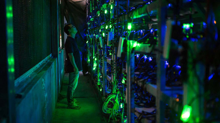 Bitcoin Mining is an Ecological Disaster