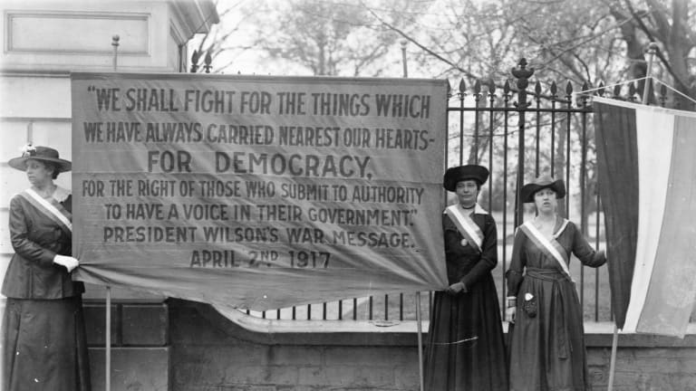 The Night of Terror: When Suffragists Were Imprisoned and Tortured in 1917