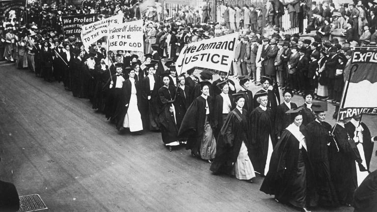 American Women's Suffrage Came Down to One Man's Vote