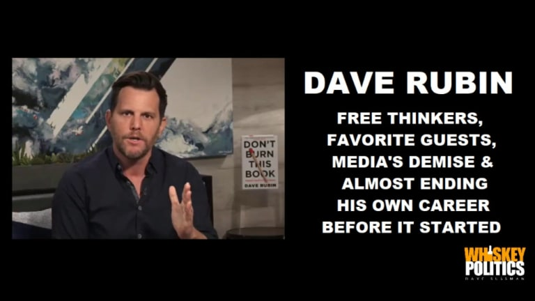 Dave Rubin: From Young Turks to Famed Free Thinker, the Journey of an Independent Mind