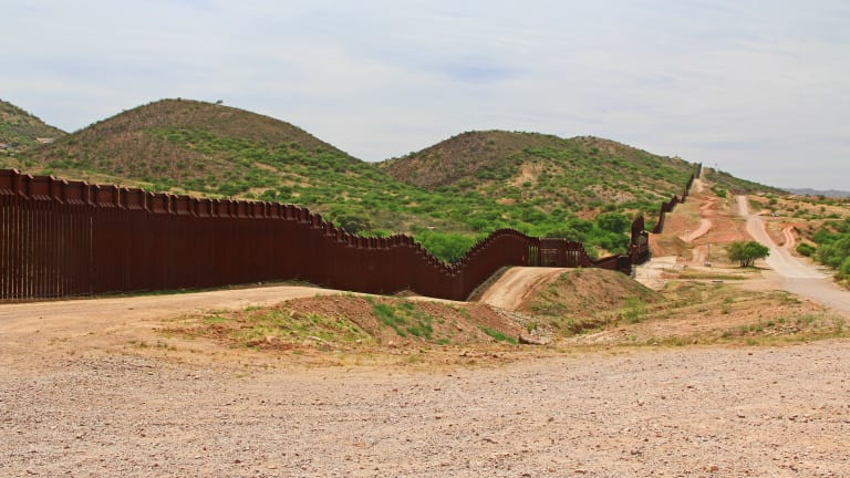 The State of The Border Wall, by Cade Summers