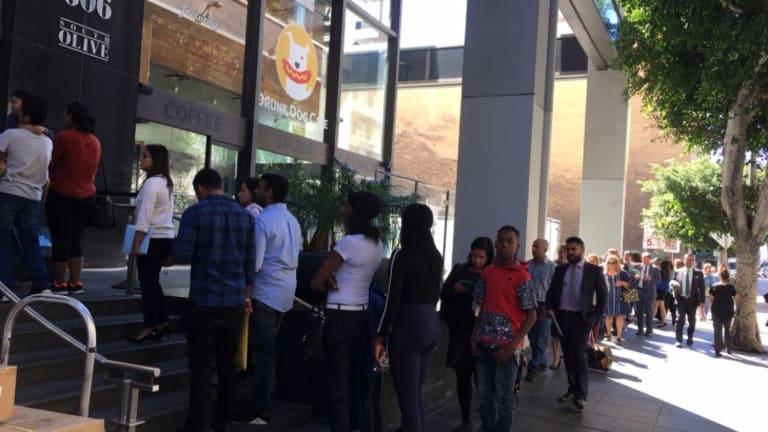 TRUMP SHUTDOWN: 52,000 Immigration Court Hearings Cancelled, Massive Backlog