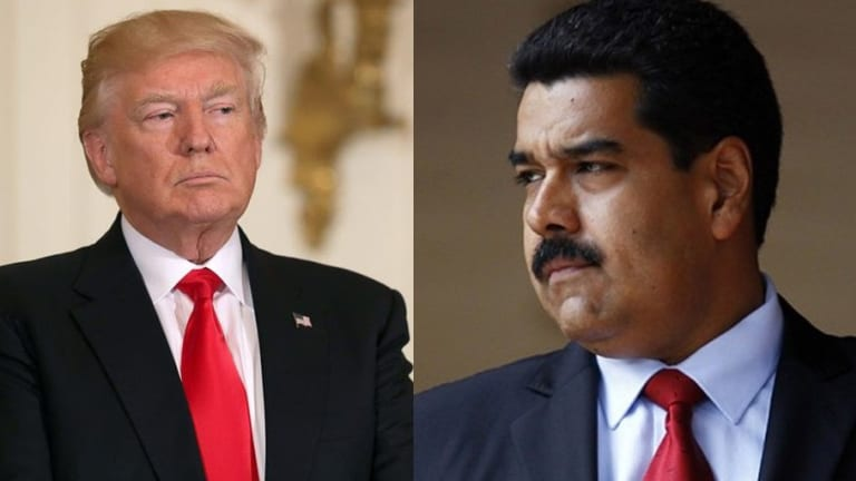 State Department Issues New Threat Against Venezuela as Maduro Starts New Term
