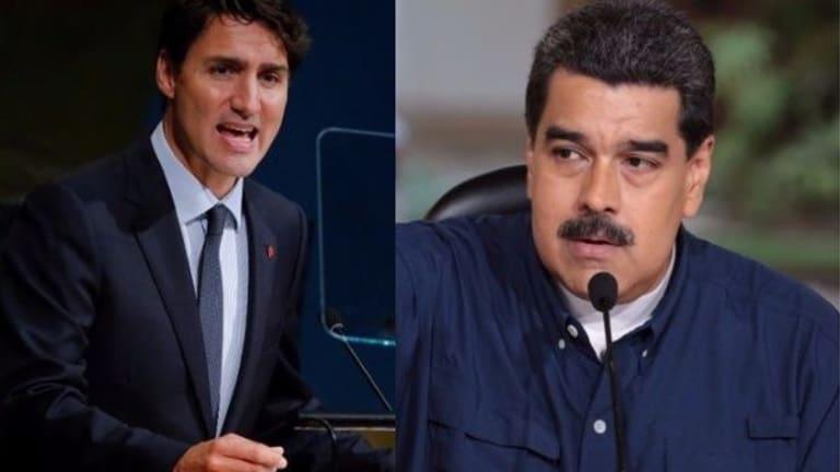Oh Canada: The Trudeau government refuses to recognize Maduro as Venezuelan Prez