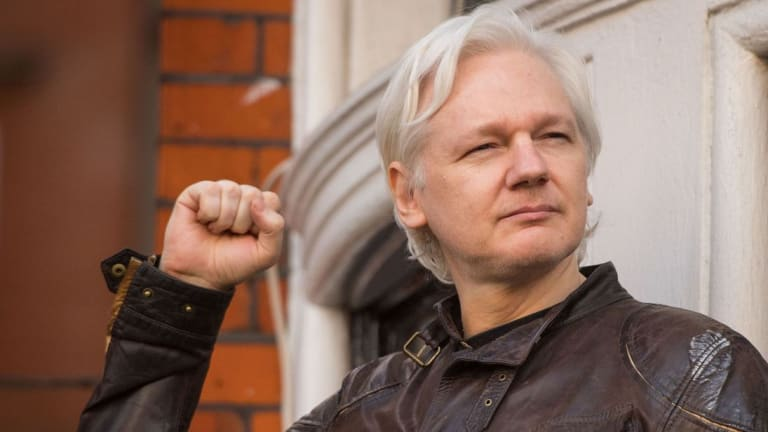 ASSANGE MOVES TO FORCE TRUMP ADMINISTRATION TO REVEAL CHARGES AGAINST HIM