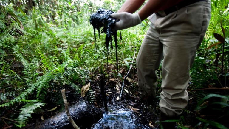 Oil Giant Chevron Bullies Lawyer Who Exposed Human Rights & Environmental Crimes