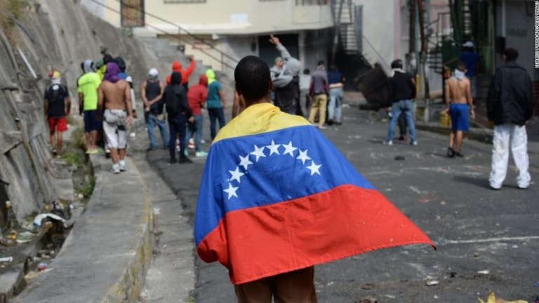 Coup Watch in Venezuela: Opposition Protests Maduro Today With Full US Support