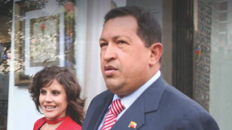 Breakfast with Hugo Chavez? Flowers from Fidel? Cocktails with Putin? Read on...