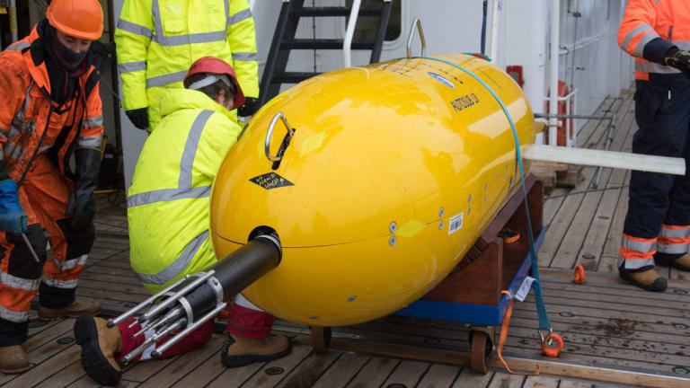 Climate Science: Boaty McBoatface makes major climate discovery on maiden outing