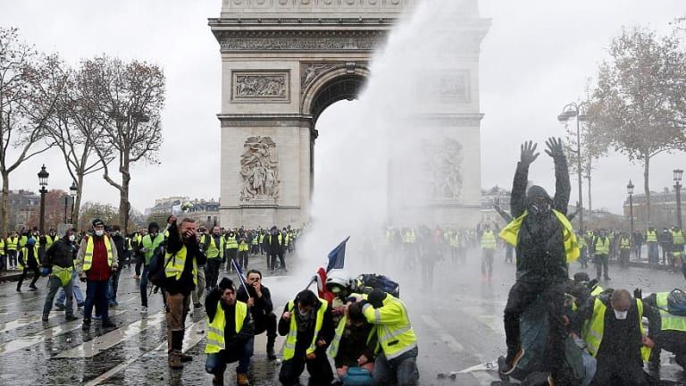 A Study of the Gilet Jaunes: The French Low-Earners Revolt