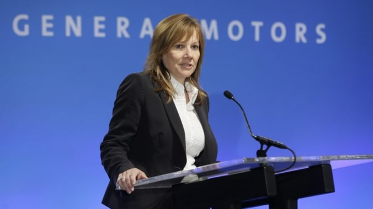 GM Gives Its CEO $22 Million As They Close 5 Plants and Lay-Off 15,000 Workers