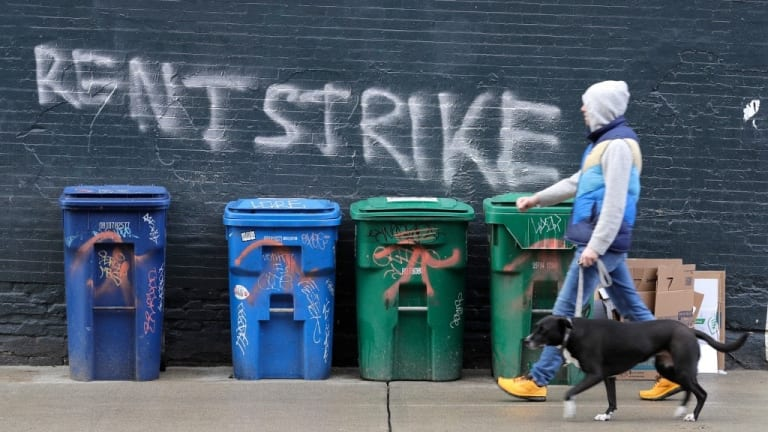 Organizers Plan the Largest Rent Strike in Nearly a Century