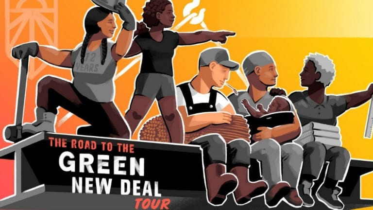 The Green New Deal Is Winning The Hearts and Minds of the People