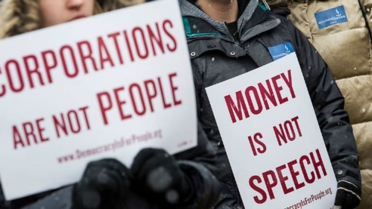 Repeal Citizens United: Possibly The Most Important Issue for We The People