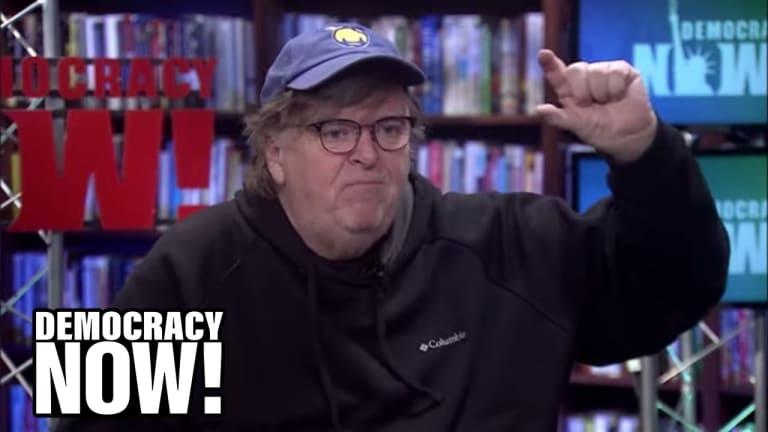 Michael Moore: Maybe we owe it to young people to vote Bernie