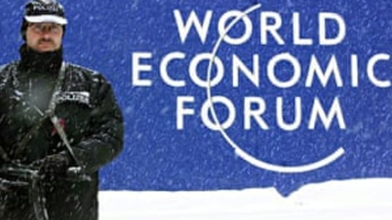 Global Oligarch Convention at Davos