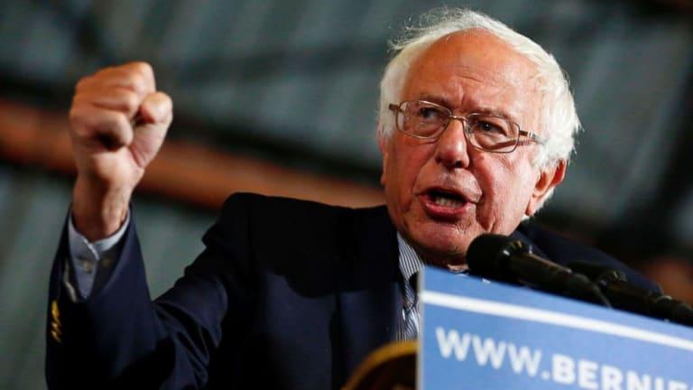 Bernie Sanders Has All the Right Enemies