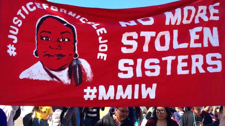 Winona LaDuke on Missing and Murdered Indigenous Women