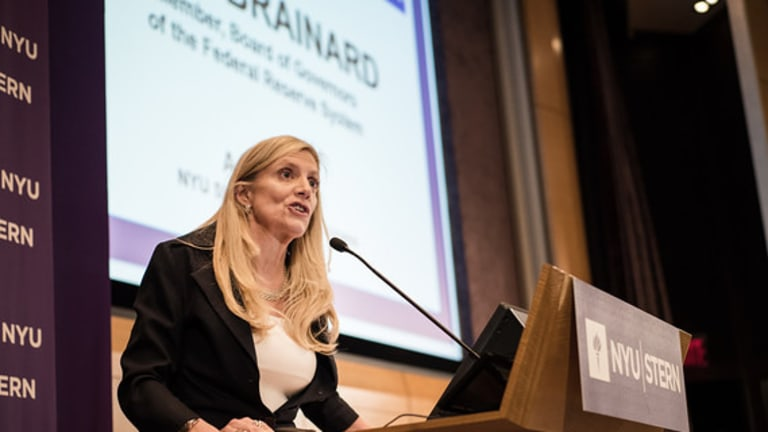 Fed's Brainard says income inequality may be hampering U.S. economy