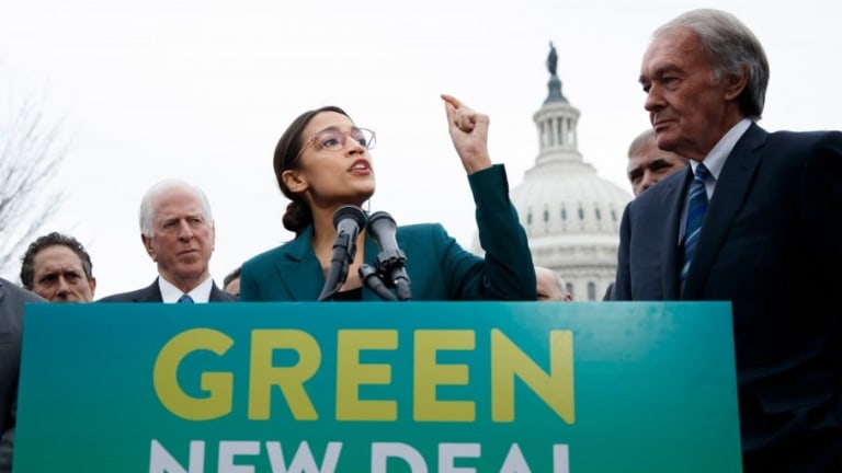 The Green New Deal is Facing Similar Opposition to FDR's New Deal