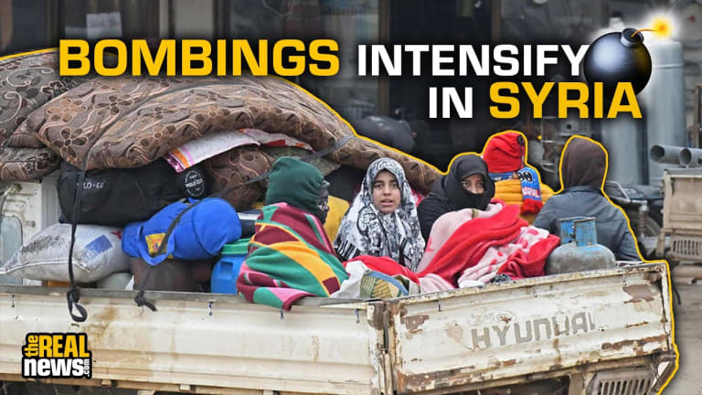 700,000 Displaced as Syria and Turkey Descend into War