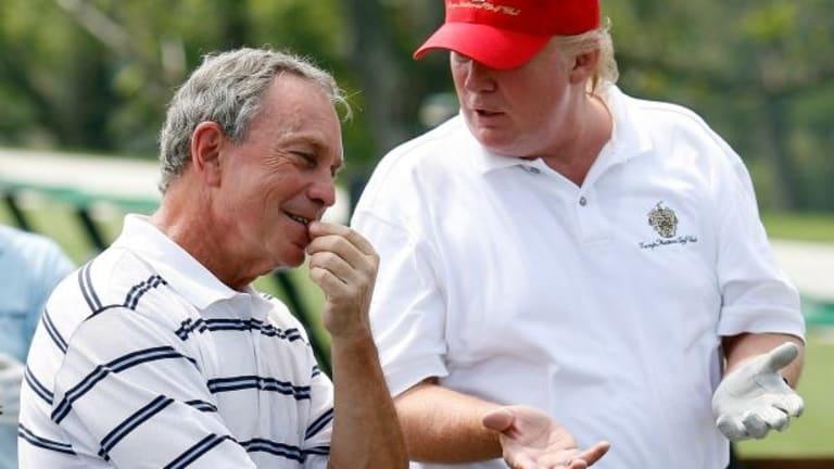 Receipts June '17: Bloomberg Urges America To 'Get Behind Trump'