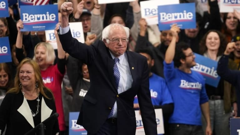 Nathan Robinson: Can We Get Real Now, Please? ... Bernie Is Looking Inevitable