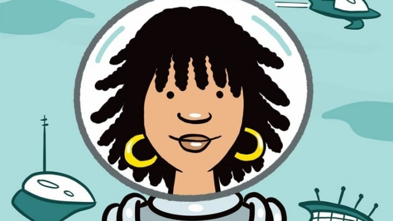 Overwhelmed By The Present? It's a Good Time To Take Up Afrofuturism
