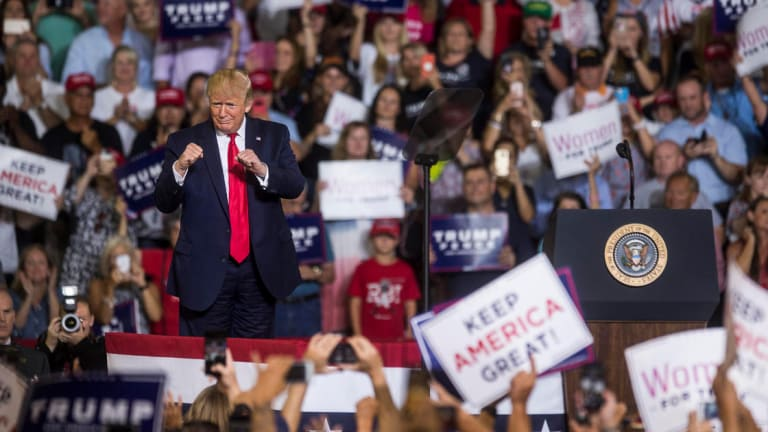 MAGA Herd on Trump's Racism: 'It Makes Us Want to Support Him More'