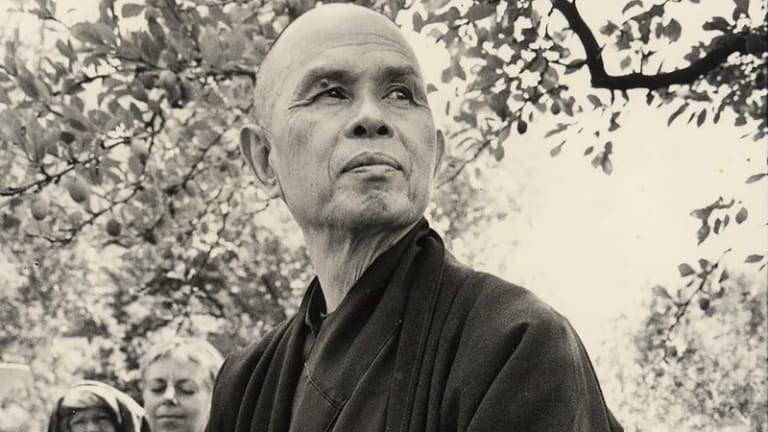 Thich Nhat Hanh, Who Taught the World Mindfulness, Awaits the End of This Life