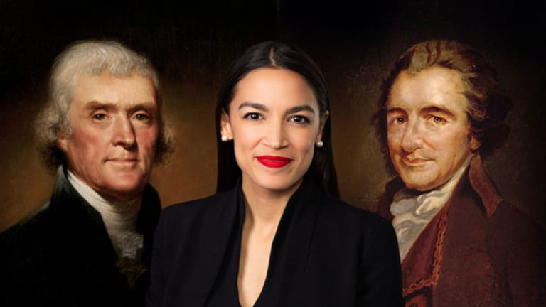 @AOC Thinks Concentrated Wealth Is Opposed To Democracy, Just As Our Founders