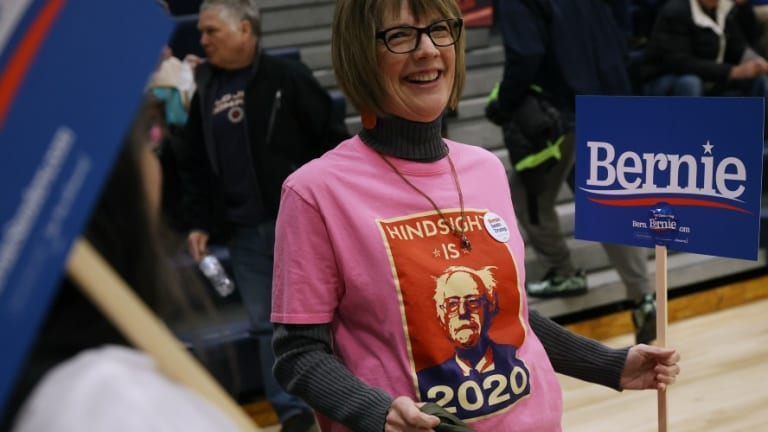 Berners Know: The DNC is in Panic Iowa Fiasco Just a Taste of What's Coming