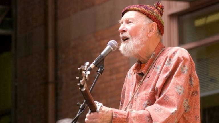 Pete Seeger Remembered on What Would Have Been 100th Birthday - His Legacy Lives