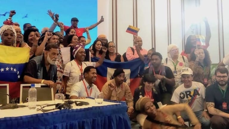 Afro-Descendents in the Americas Denounce Neo-Liberalism and Imperialism