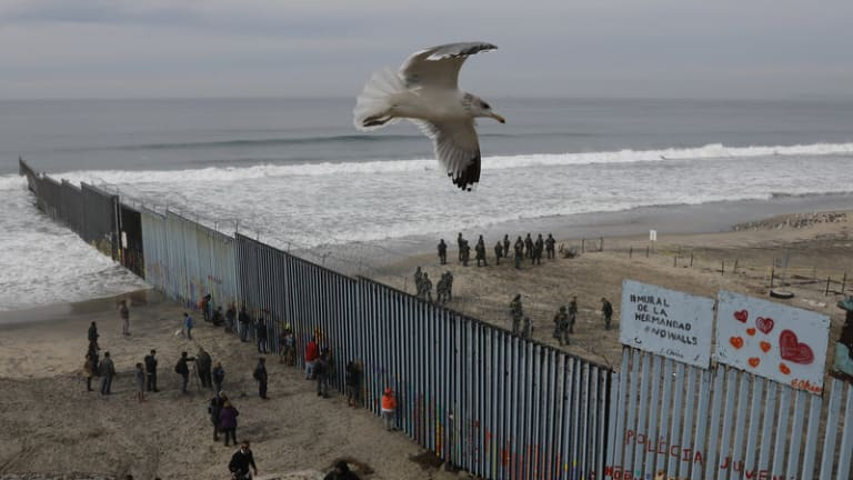Where Does Illegal Immigration Mostly Occur? Not From the Southern Border...
