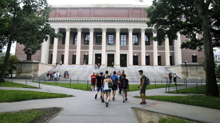 Meritocracy Myth: Harvard finds 43 percent of white students are legacy admits