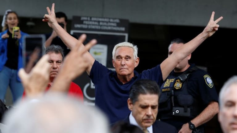 Decades of Dirty Tricks Finally Catch Up to Roger Stone