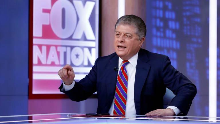 Fox News' Judge Napolitano Sees Evidence of Trump's Crime(s)