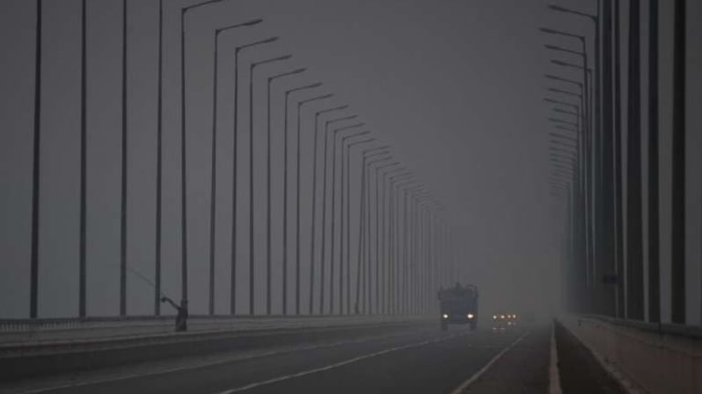 'Siberia is burning': Russians choke on forest fire smog