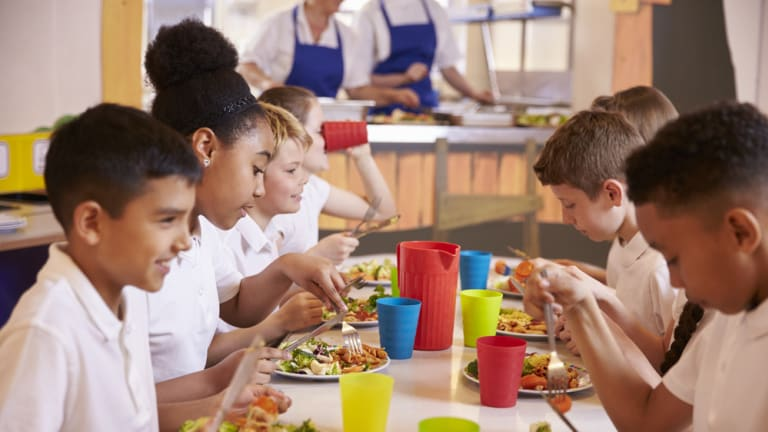 Why Does A Thing Like 'School Lunch Debt' Even Exist?