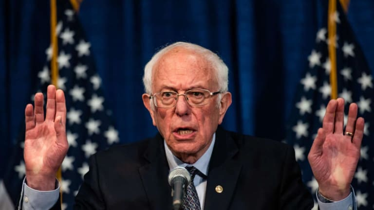 Bernie Sanders Uses Campaign Organization To Raise $2 Million For Covid -19 Aid