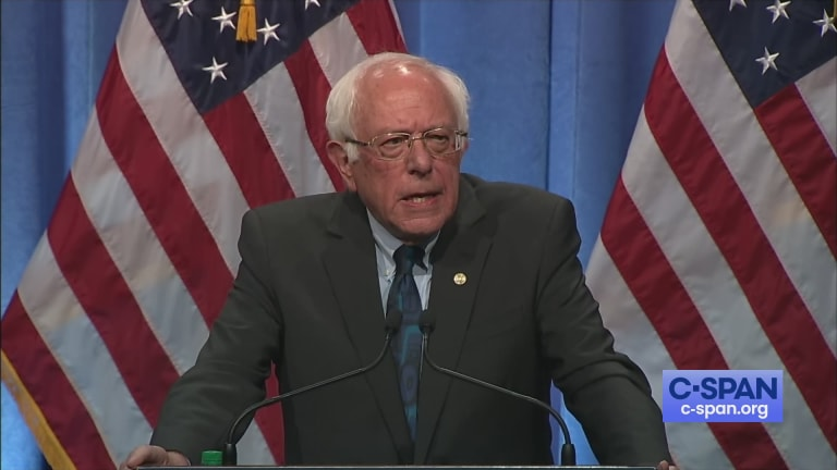 Bernie Sanders Proposes New Economic Bill of Rights