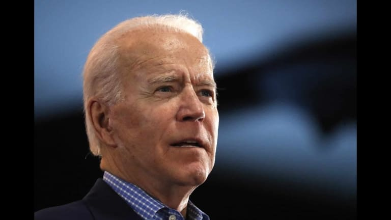Joe Biden is Incoherent...Trump Would Brutalize Him in a General Election