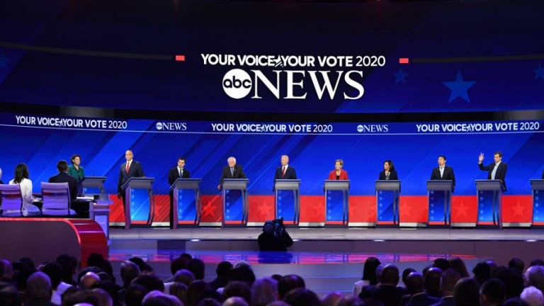 Dem Debate: Corporate Owned ABC and the DNC Evade Climate Crisis Questions