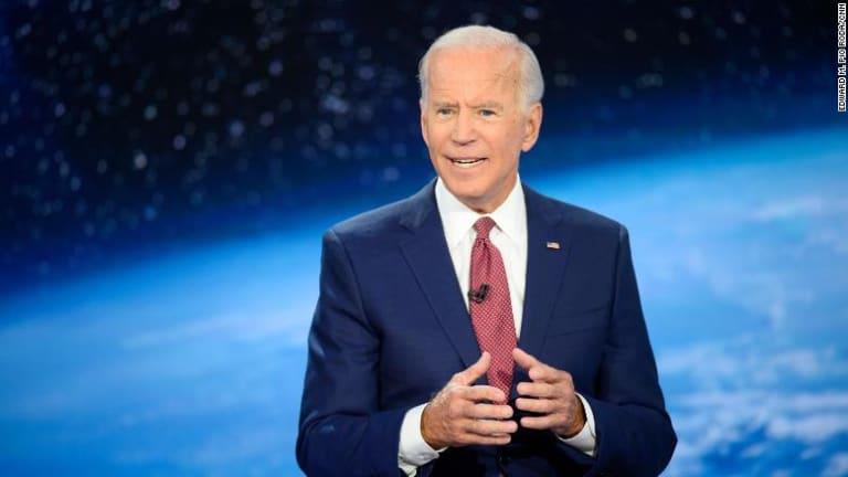 After Climate Change Town Hall Joe Biden Will Attend Fossil Fuel Exec Fundraiser