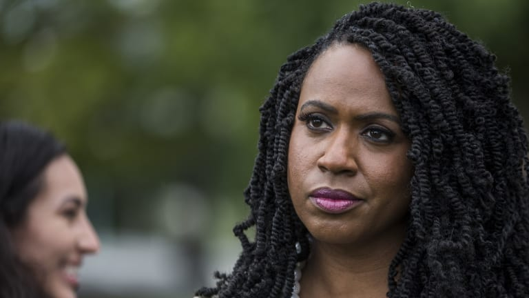 Rep. Ayanna Pressley Introduces Bill to End School to Prison Pipeline