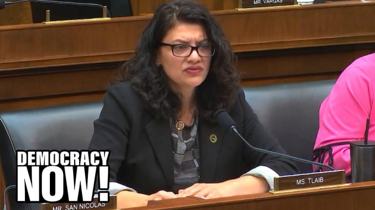 Rashida Tlaib to Zuckerberg: Why Does Facebook Allow Hate groups To Organize?